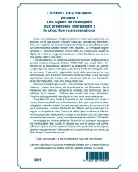L'esprit des sourds Volume 1 (Yves Bernard)