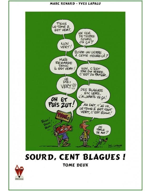 SOURD, CENT BLAGUES !, T2
