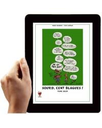 SOURD, CENT BLAGUES !, T2/3 (Version numérique)