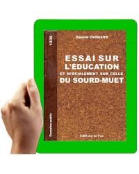 1836 -éditions du Fox Domaine public 1836 Essai sur l'éducation et spécialement sur celle du sourd-muet