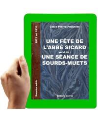 1821 - Une fête de l'abbé Sicard et 1831 Une séance de S.M.(Paulmier L.-P.)