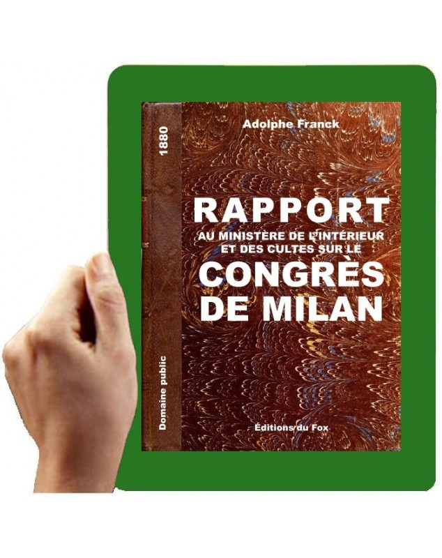 1880 - Congrès de Milan