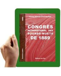 Congrès international des sourds-muets de 1889