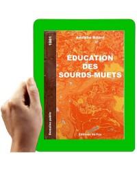 1881 - Education des sourds