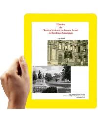 Histoire de l'INJS de Bordeaux-Gradignan