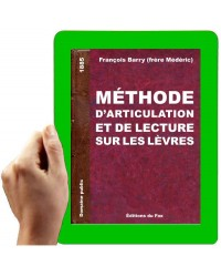 1885 - Méthode d'articulation (Barry, François)