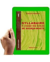 1858 - De l'enseignement des sourds muets d'après le système nancéiens organisé par M. Piroux