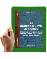 1903-Les sourds-muets en France (Buisson)