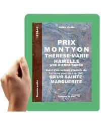 1825 - L'ouïe et la parole rendues à un nommé  Honoré Trézel
