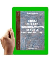 1817 - Essai sur les Sourds-Muets et sur le langage naturel