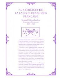 Aux origines de la langue des signes française- Brouland, Pélissier, Lambert, les premiers illustrateurs de 1855 à 1865