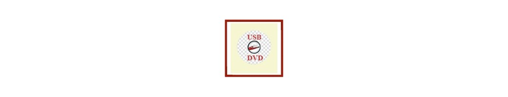 DVD , CD ou USB : livres ou vidéo
