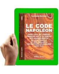 1868 - Le Code Napoléon (Berthier)