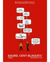 SOURD, CENT BLAGUES !, T3