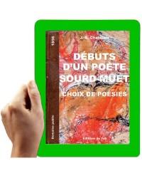 1856 - Début d'un poète sourd-muet