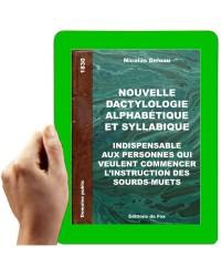 1830l - Nouvelle dactylologie alphabétique et syllabique