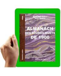 1900 - L'Armanach des Sourds-Muets