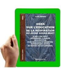1893 - Idées sur la respiration des S.-M. (Danjou, Louis)
