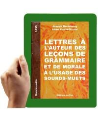 1835-1837 - Lettres... (Pissin-Sicard)