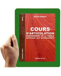 1874-Cours d'articulation (Magnat, Marius)