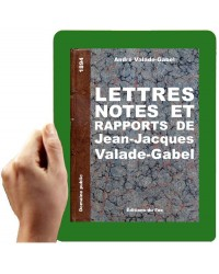 1894-Lettres, notes et rapports (J.-J. Valade-Gabel