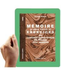 1850-Mémoire lu au congrés scientifique par Piroux
